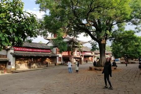 Shaxi, village hors du temps.