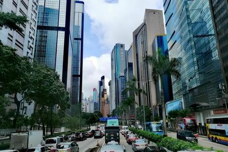 Hong Kong, l'autre Chine.