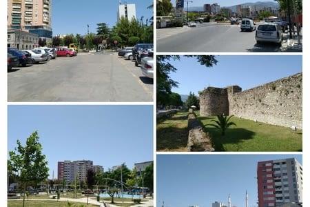 La traversée de l'Albanie