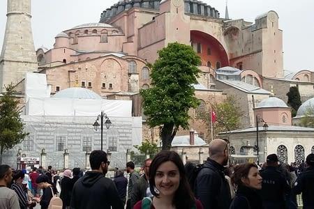 Istanbul : quartier de Sultanahmet