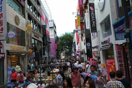 Séoul - Manger, marcher, se cultiver et admirer !