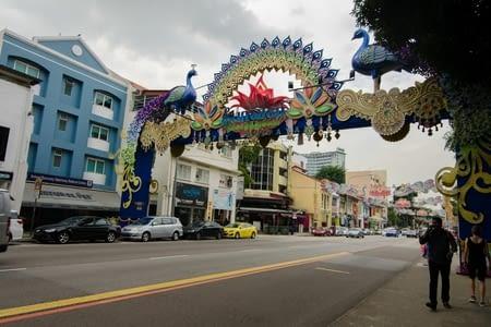 Singapour, entre influence asiatique et européenne