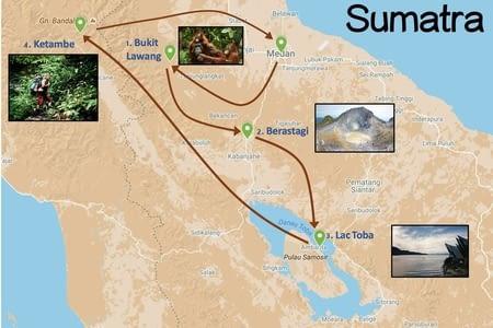 Welcome to Sumatra !