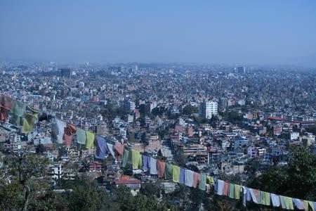 """Népal avec un grand """"air"""""""