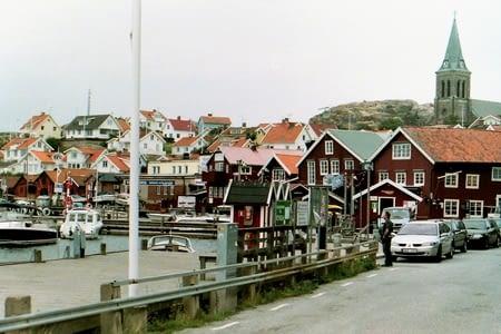 Suède: de Strömstad à Göteborg