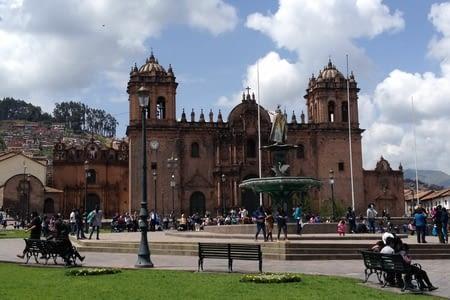 """Cuzco, """"la Rome des Incas"""""""