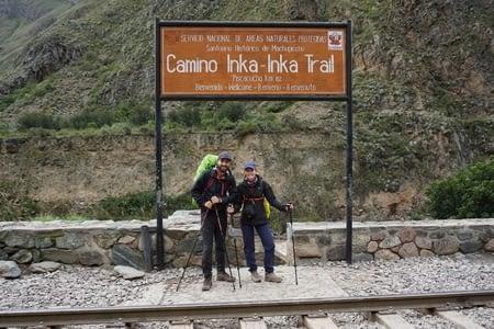 Machu Picchu, sur les traces de l'Inca