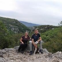 Alexandra et Sylvain