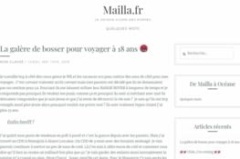 Article screen blog Mailla
